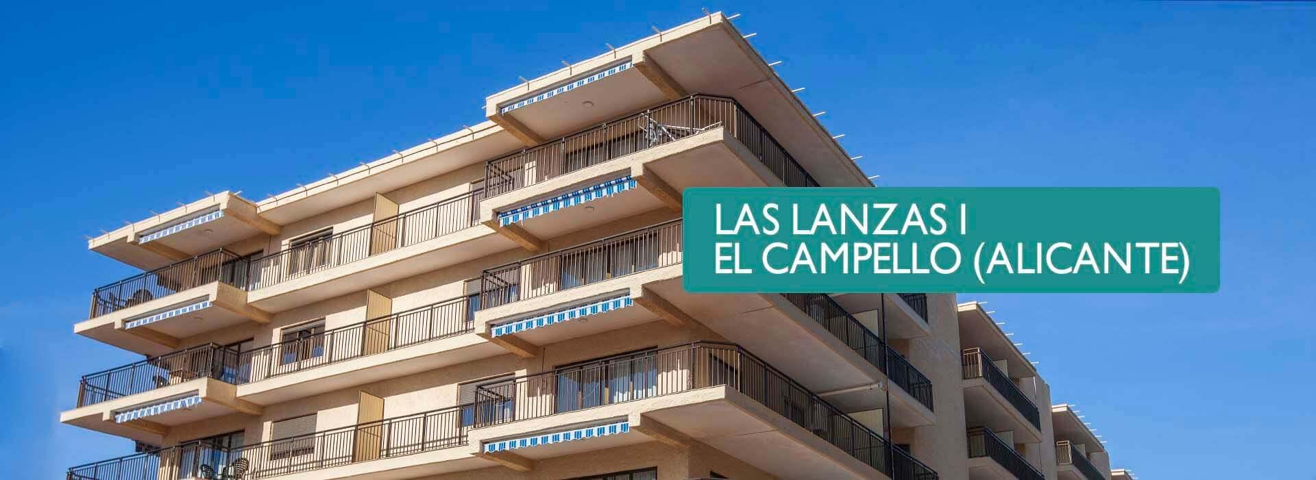 Las Lanzas I - El Campello